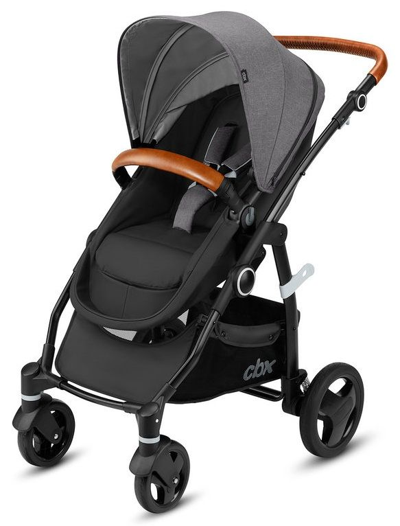 Коляска-трансформер CBX by Cybex Leotie Flex Lux Comfy Grey в Алматы