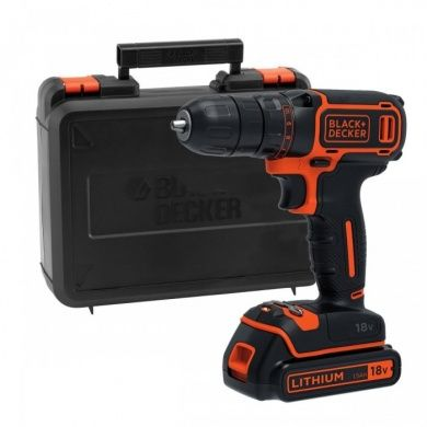 Дрель Black&Decker BDCDC18K-QW в Алматы