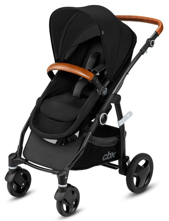 Коляска-трансформер CBX by Cybex Leotie Flex Lux Smokey Anthracite в Алматы